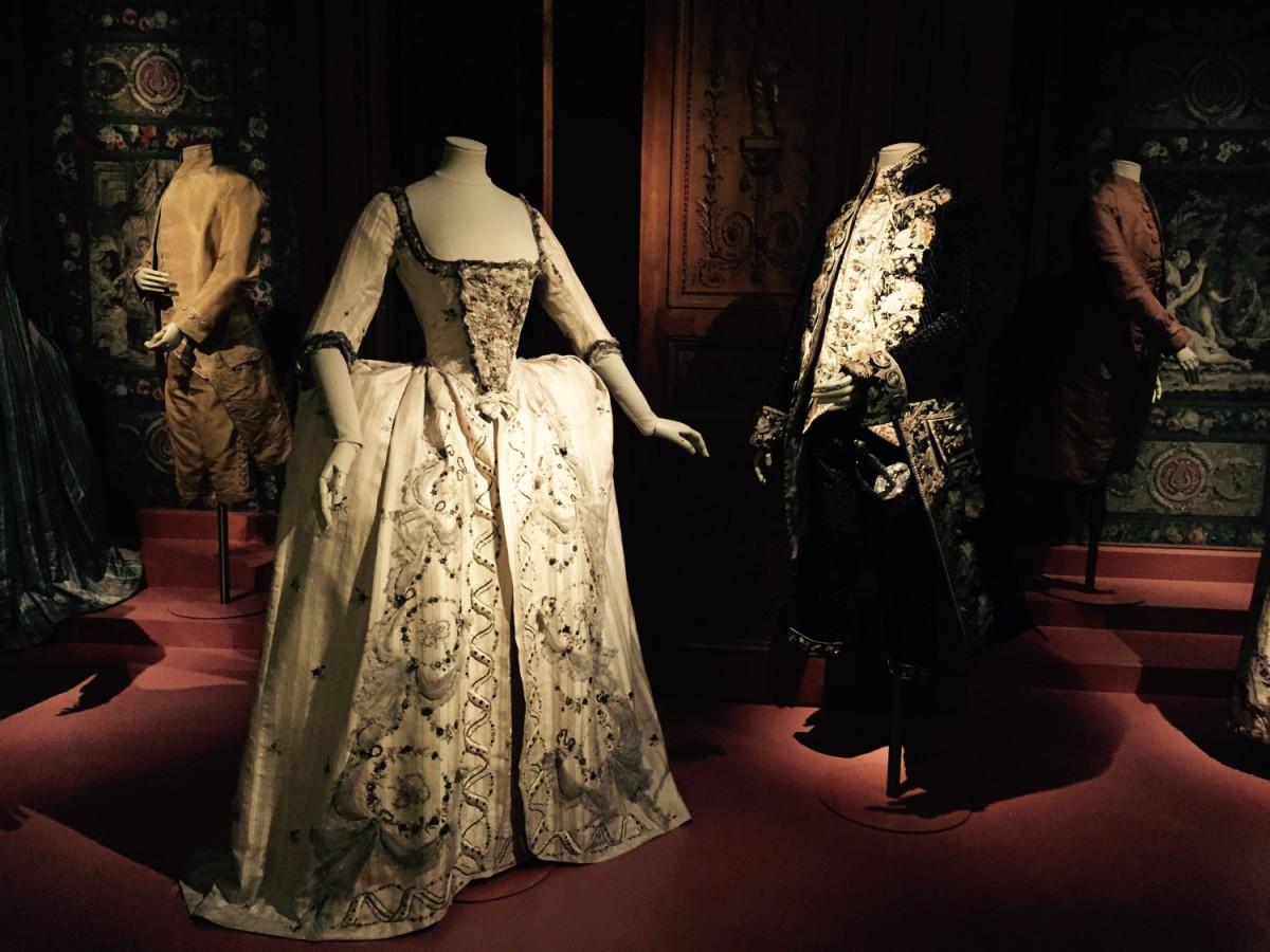 @Robe de Cour vers 1778