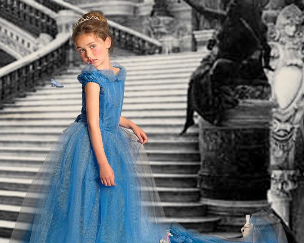 Cinderella press photo